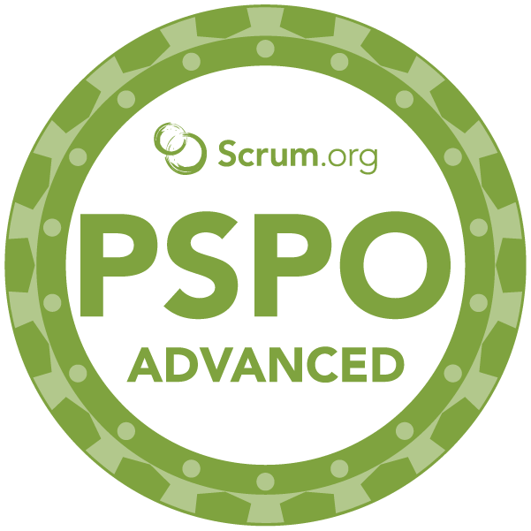 Professional Scrum Product Owner advanced online