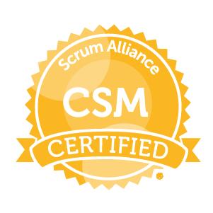 certified scrum master in UK
