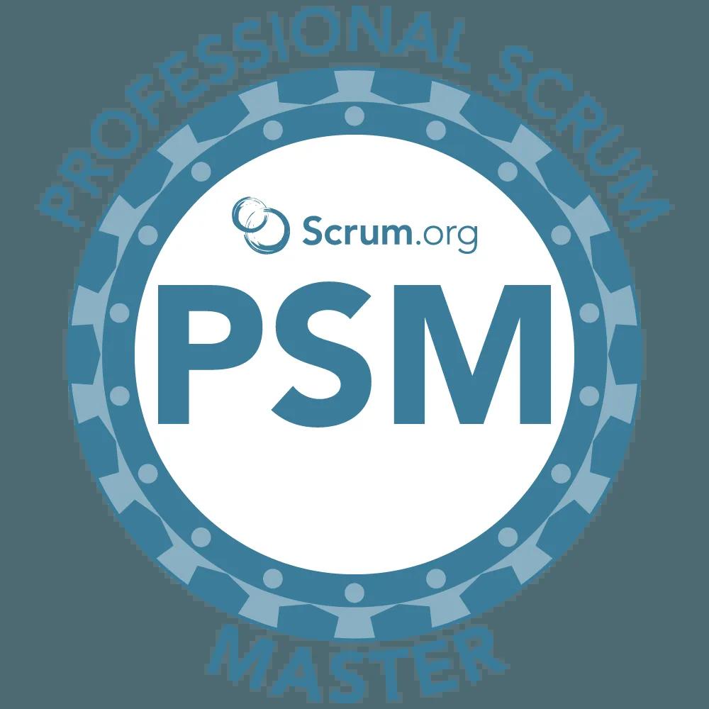 professional scrum master training in UK