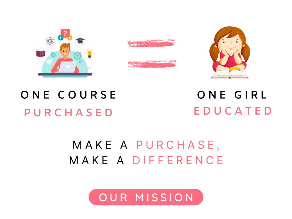 Make A Purchase, Make A Difference